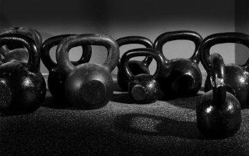 спорт, фитнес, гиря, гири, kettlebell, crossfit