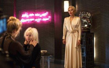 девушка, интерьер, дизайн, актриса, певица, мода, знаменитость, hotel, леди гага, ahs, американская история ужасов