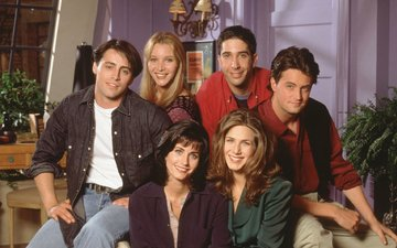 friends, the series, monica, jennifer aniston, comedy, ross, phoebe, chandler, rachel, joey, lisa kudrow, courteney cox, matthew perry, david schwimmer, matthew leblanc