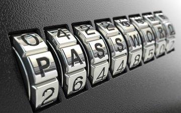 замок, метал, код, кодовый замок, пароль