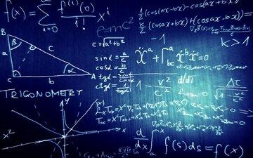 фон, доска, математика, blackboard, mathematics, алгебра