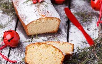 рождество, выпечка, пирог, елочная, baking, кулебяка