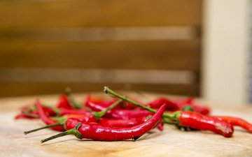 еда, овощи, чили, перец, hot chillies