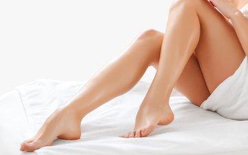 девушка, ноги, полотенце, горячая, без задних ног, bath towel, сексапильная