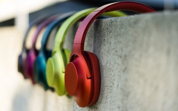 наушники, наушник, расцветка, headphone, сони, h.ear on