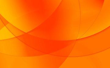 абстракция, обои, линии, фон, краски, изгиб