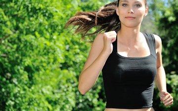 бег, женщина, physical activity, бег трусцой