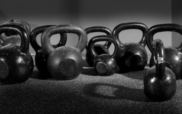 metal, fitness, dumbbells, crossfit, russian dumbbell