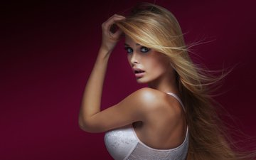hand, look, model, hair, jacqueline zajac