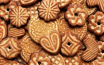 сладкое, печенье, ассорти