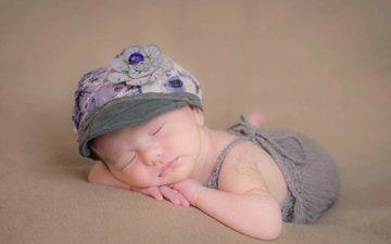 ребенок, младенец, уют