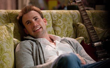 smile, actor, male, chris evans