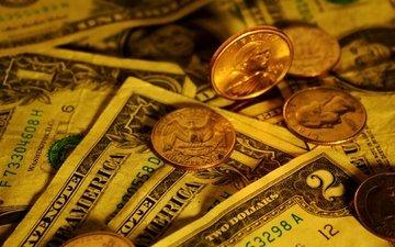 money, gold, coins