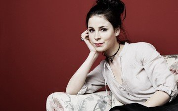 girl, pose, singer, lena meyer-landrut