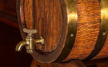 пиво, бочка, метал, дерева, beer barrel