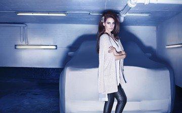 girl, singer, celebrity, lana del rey
