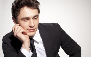 look, guy, actor, face, male, james franco