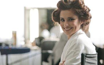 smile, singer, cheryl cole