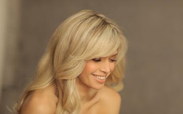 blonde, smile, singer, celebrity, vera brezhneva