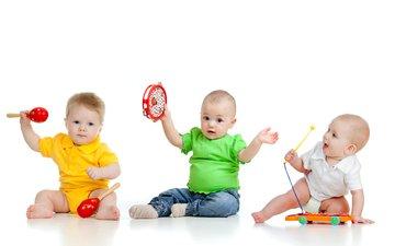 дети, игрушки, малыши, игрушек, детские