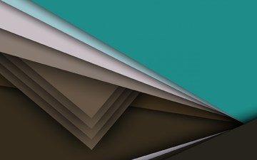текстура, линии, коричневый