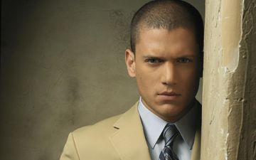 look, actor, male, wentworth miller