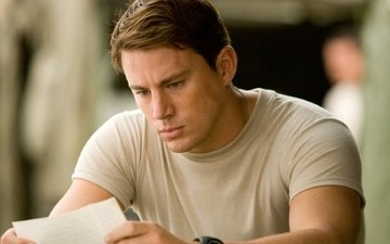 look, actor, face, male, channing tatum