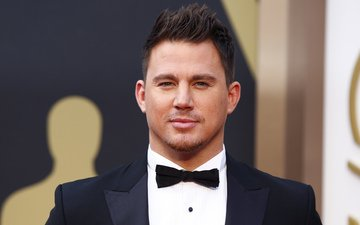 look, actor, male, shirt, channing tatum