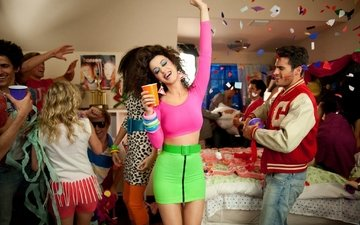 joy, actress, singer, katy perry, fun, composer, party, songwriter