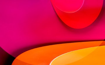 abstraction, color, form