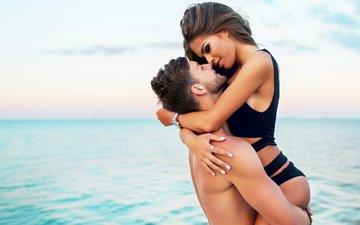 пляж, любовь, романтика, пара, отдых, купальник, пляжи, мелодрама, couple, влюбленная, каникулы
