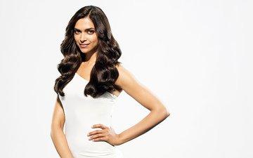 глаза, девушка, улыбка, брюнетка, модель, волосы, губы, лицо, актриса, знаменитость, индийская, дипика падуконе
