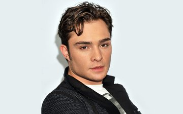 look, actor, face, male, ed westwick