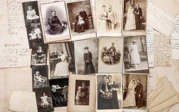винтаж, ретро, буквы, письма, rust paper, старые фотографии