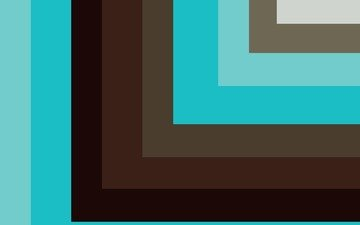 abstraction, line, material, brown, turquoise, lollipop