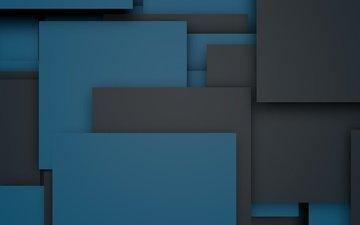 обои, дизайн, синий, черный, материал, дезайн, валлпапер, материалы