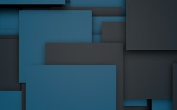 wallpaper, design, blue, black, material, materials