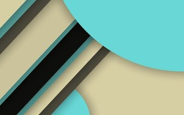 line, black, blue, material, geometry