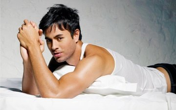 male, enrique iglesias, songwriter, spanish singer, producer and actor