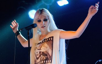 girl, rock, taylor momsen, the pretty reckless