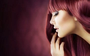 девушка, модель, волосы, волос, gевочка, red head, shampoo, модел