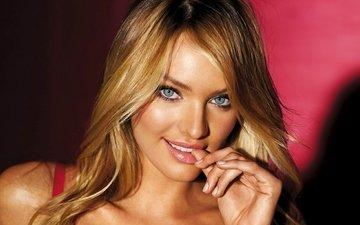 девушка, блондинка, модель, женщина, блонд, кэндис свейнпол, ангел victoria's secret, модел