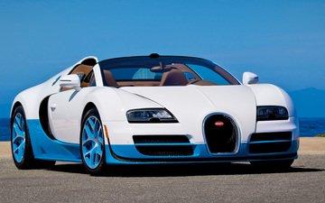 bugatti, grand sport, veyron
