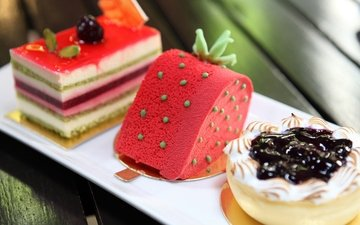 сладкое, десерт, пирожное, кулич, сладенько, крем