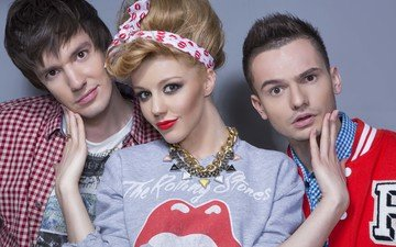 decoration, singer, makeup, yulianna karaulova, 5sta family, music group
