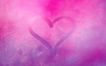 background, color, heart, love, pink, purplesherbet