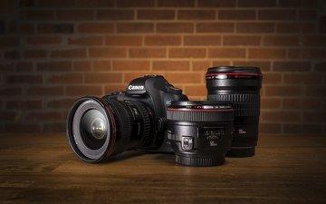 фотоаппарат, камера, фокусировка, канон, объективы