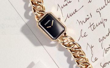 стиль, часы, бренд, chanel