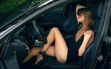girl, auto, legs, guenter stoehr, vita