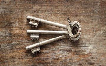 металл, дерево, клавиши, метал, дерева, ключи